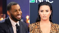 Bachelorette Mike Johnson Details Dream Date With Demi Lovato