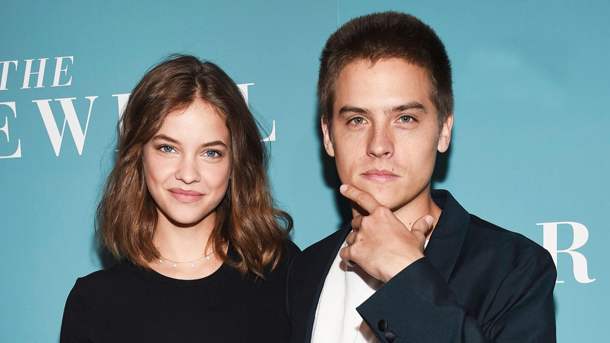 Real-Life Couple Barbara Palvin and Dylan Sprouse Star in Campaign for the Kooples Fall-Winter Collection 2019