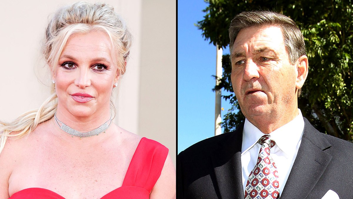 Britney Spears Dad Jamie Remains As Her Conservator After Court Hearing