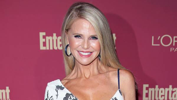 Christie Brinkley Talks DWTS Injury