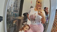 Coco Austin With Daughter Chanel