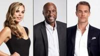 Dancing with the Stars Premiere Hannah Brown Lamar Odom James Van Der Beek