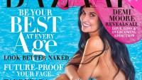 Demi Moore Harpers Bazaar October 2019 Cover
