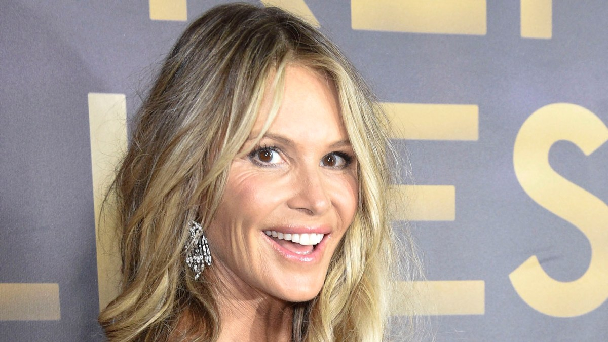 Elle Macpherson Uses This $20 Amazon Body Brush to Keep Her Skin Looking Smooth