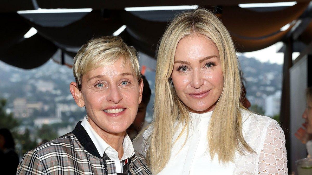 Ellen DeGeneres and Portia de Rossi Rescue Adorable 3-Month-Old Poodle Puppy: 'She's So Cute!'