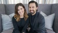 Milo Ventimiglia and Mandy Moore Costar Goals