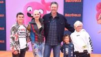 Gwen Stefani Calls Blake Shelton Good Dad to Her Sons