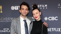 Jay Baruchel and Rebecca Dunham Marry