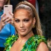 Jennifer Lopez Versace Runway Makeup September 20, 2019