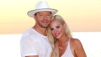Jenny McCarthy Wed Her Prince Charming Donnie Wahlberg