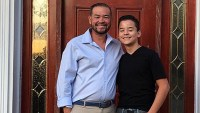 Jon Gosselin With Son Collin