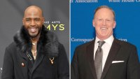 Karamo Brown Only Met Sean Spicer on 'DWTS' Day One