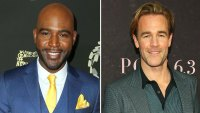 Karamo Brown Reveals He Had a Crush on James Van Der Beek When He was 15