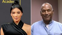 Kim Kardashian Recalls the Last Time She Spoke to OJ Simpson