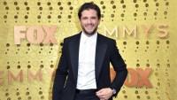 Kit Harington Jokes About Becoming Sober Emmys 2019