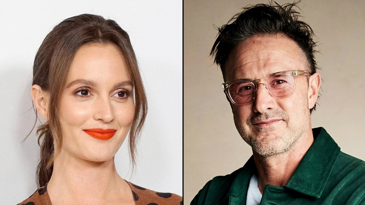 Leighton Meester, David Arquette Partner With Feeding America for Hunger Action Day