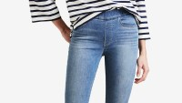 Levi's Skinny Perfectly Slimming Pull-On Jeggings Light Wash