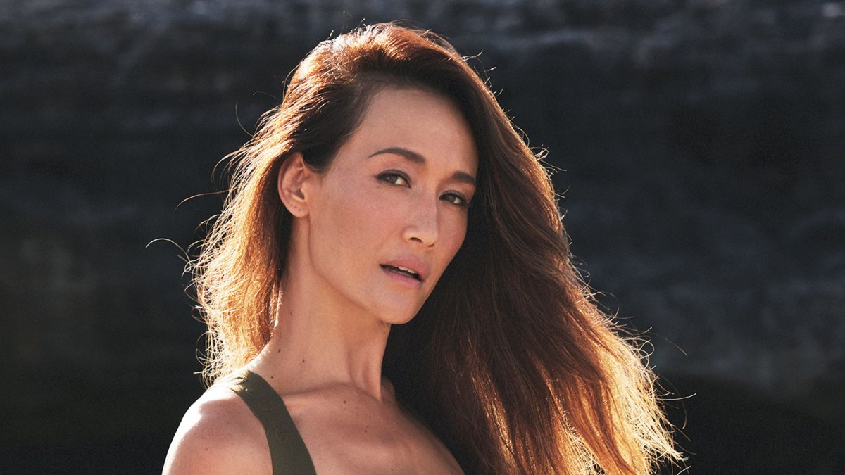 Actress and Activist Maggie Q Tells Us Why She Started Qeep Up Fitness Fashion— Listen