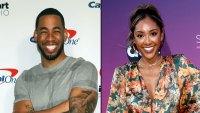 Mike Johnson Shuts Down Tayshia Adams Romance Rumors