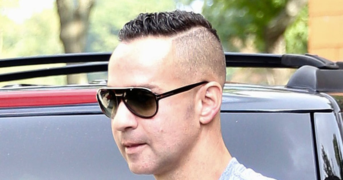 The Situation Steps Out With Wife Lauren After Prison Release: Pics