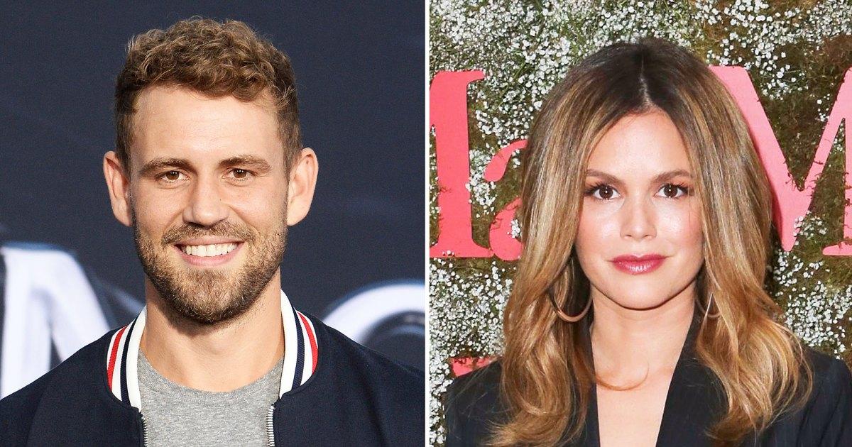 Getting Flirty! Nick Viall and Rachel Bilson Spark Dating Rumors