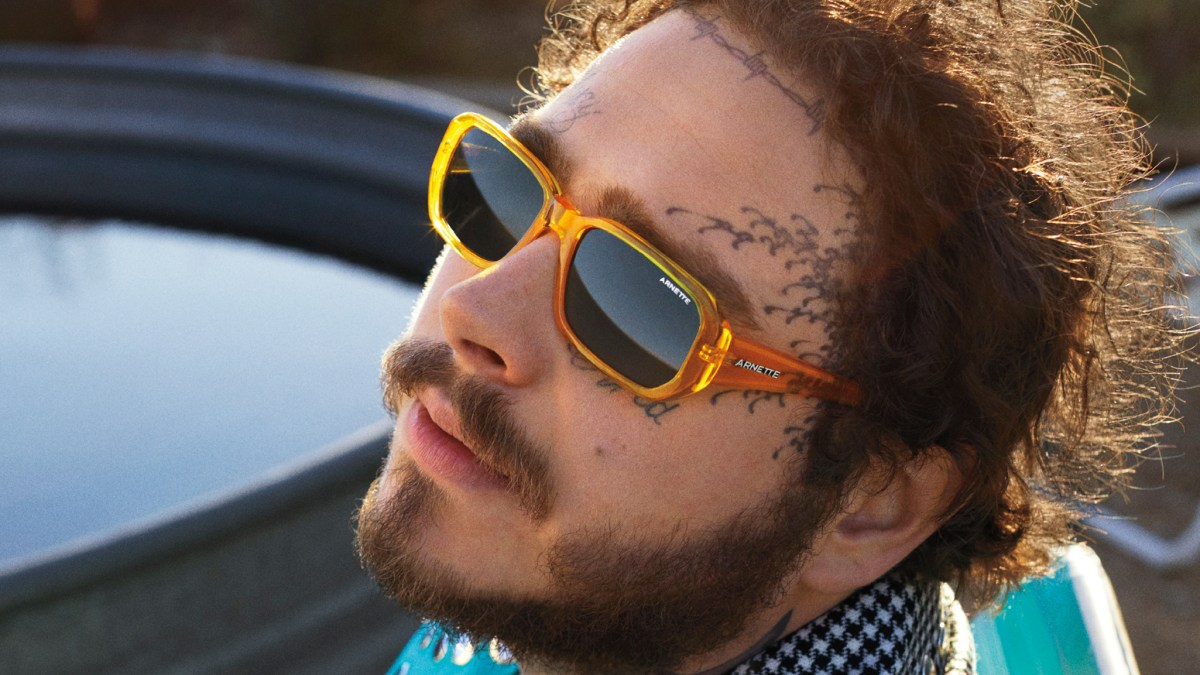You Can Now Shop Post Malone's Signature Style Sunglasses With Arnette
