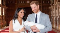 Prince Harry and Meghan Duchess of Sussex Hate Leaving Baby Archie Home