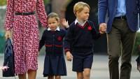 Princess Charlotte Unicorn Accessory First Day of School