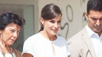 Queen Letizia Workwear September 17, 2019