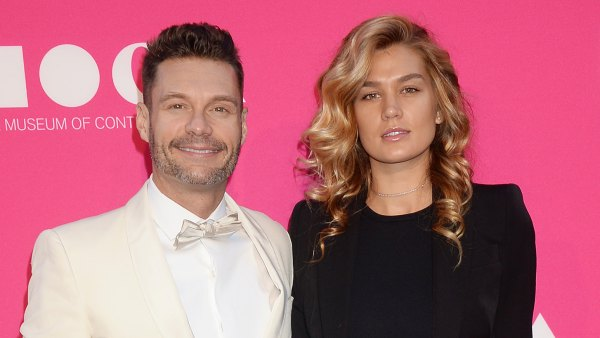 Ryan Seacrest Hints He and Shayna Taylor Back Together