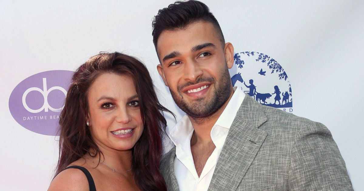 Sam Asghari Opens Up About Supportive Britney Spears Relationship