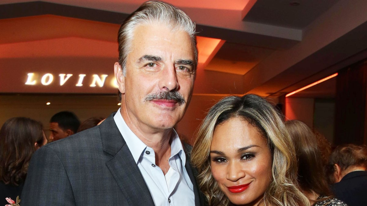 Sex and the City's Chris Noth Is Expecting 2nd Child With Wife Tara Wilson: I Need to 'Get in Shape'