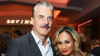 Sex and the City Chris Noth Is Expecting 2nd Child With Pregnant Wife Tara Wilson