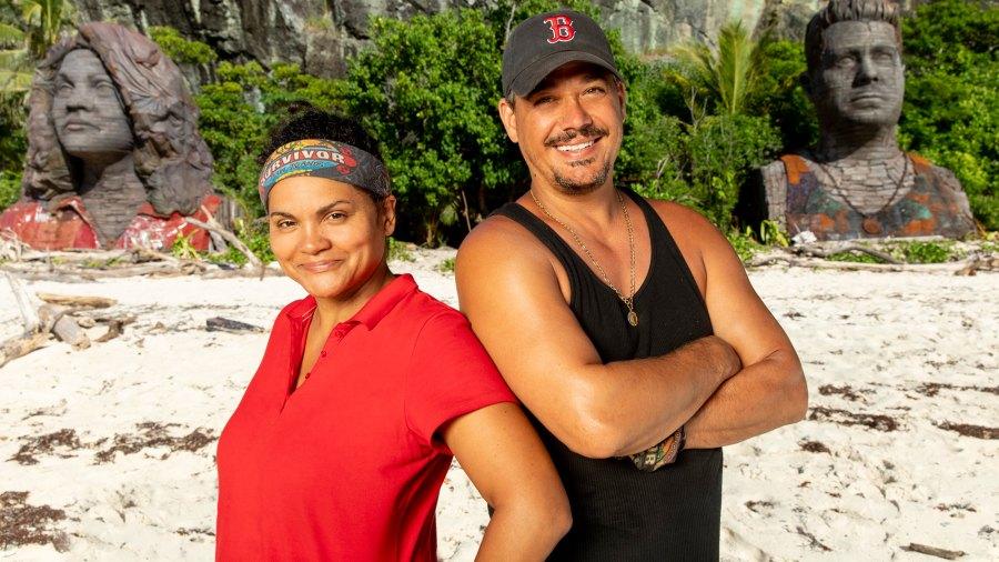 'Survivor' Legends Boston Rob and Sandra