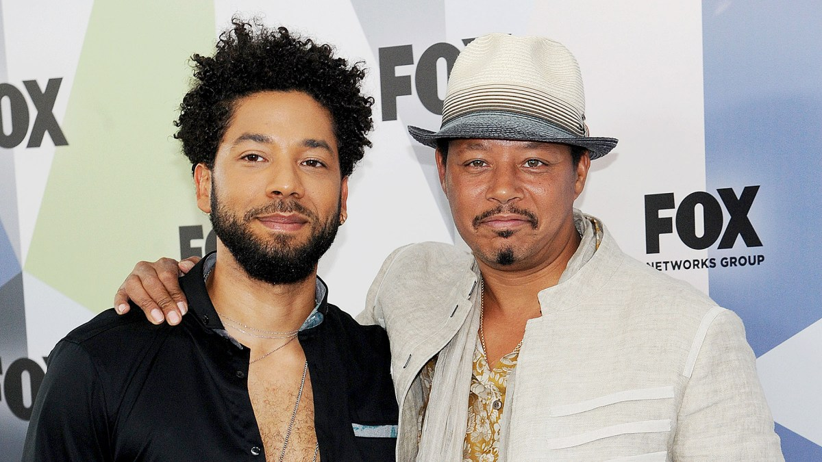 Terrence Howard Breaks Down in Tears Over Jussie Smollett's 'Empire' Absence: 'I Miss My Son'