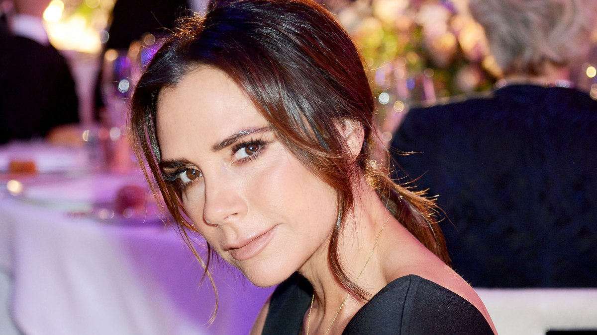 Victoria Beckham Opens Up About Why She Never Smiled, Aging and Past Style Choices