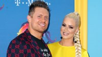 WWE Stars Mike 'The Miz' Mizanin and Wife Maryse Ouellet Welcome Second Baby Girl