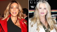 Wendy Williams Christie Brinkley DWTS Injury Is Fake as Hell