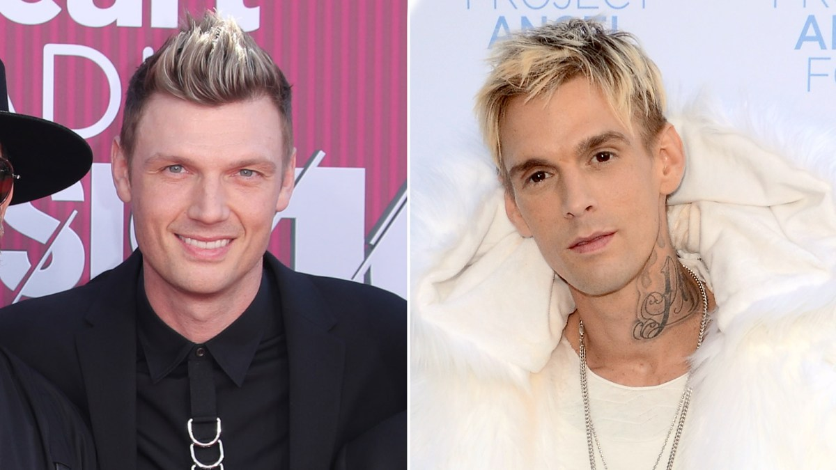 Nick Carter Increases Security, Worried for Pregnant Wife After Aaron Carter Says He Would 'Kill Everyone'