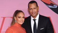 Jennifer Lopez, Alex Rodriguez Celebrate Engagement Party in L.A.