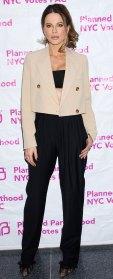 Kate Beckinsale Cropped Blazer October 21, 2019