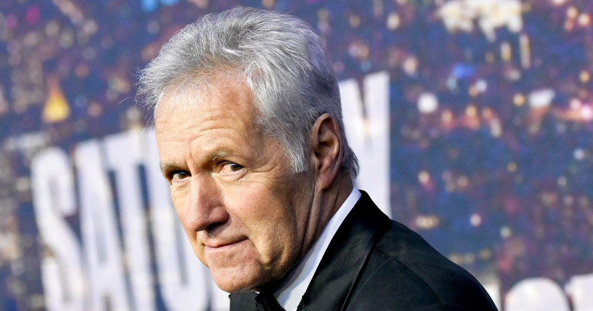 Alex Trebek Says His 'Jeopardy!' Career May Soon End Due ...