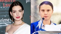 Anne Hathaway Explains Why She Defended Teen Activist Greta Thunberg