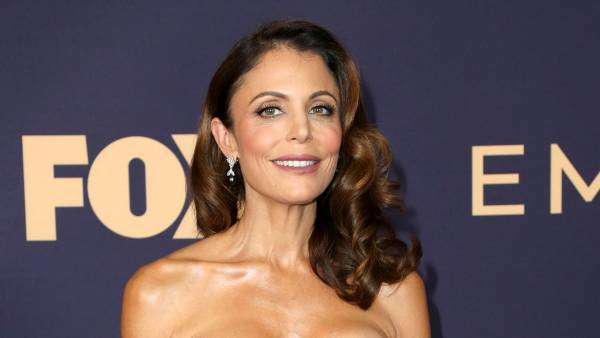 Bethenny Frankel's Daughter Bryn Tells Her I Love You Emmys 2019