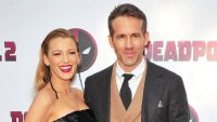 Blake Lively, Ryan Reynolds Deadpool 2