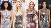 Celebs Wearing Mirror Trend
