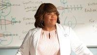 Chandra Wilson Grey's Anatomy Recap
