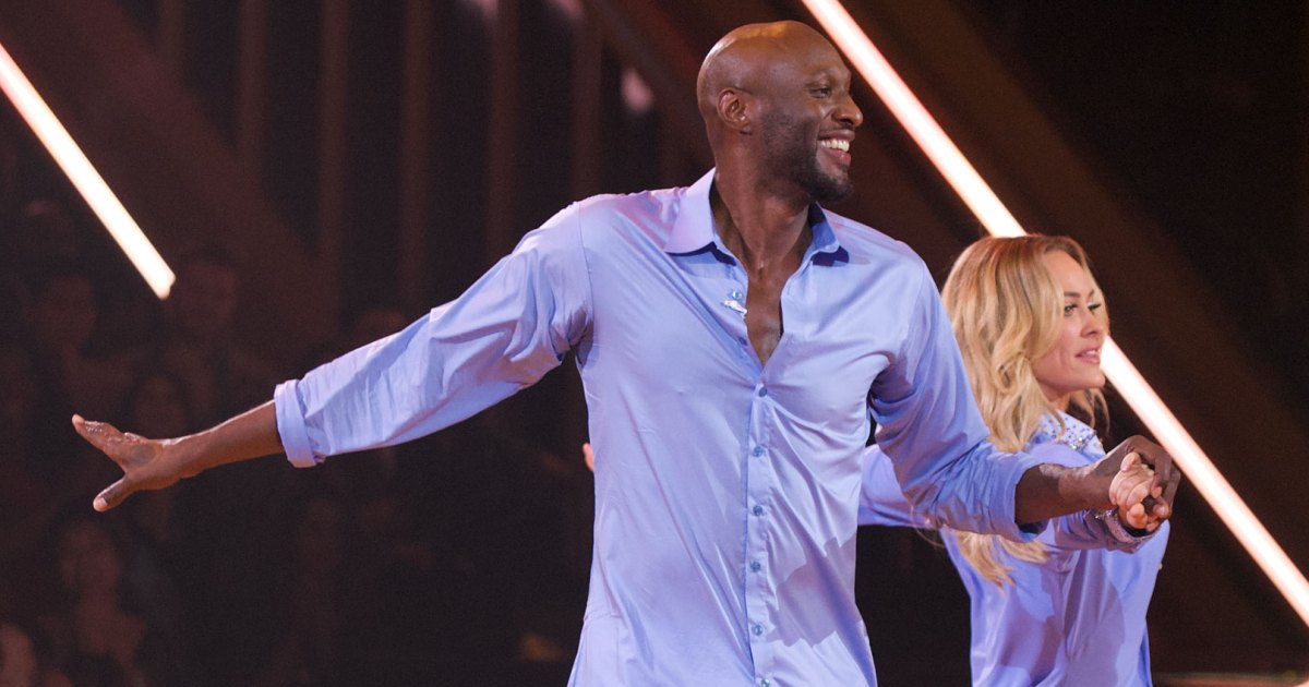 'Dancing With the Stars' Movie Night: Hannah Brown Goes Full Bachelorette, Lamar Odom Loses His Pants