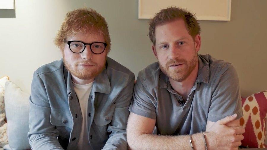 Ed-Sheeran-Prince-Harry-video