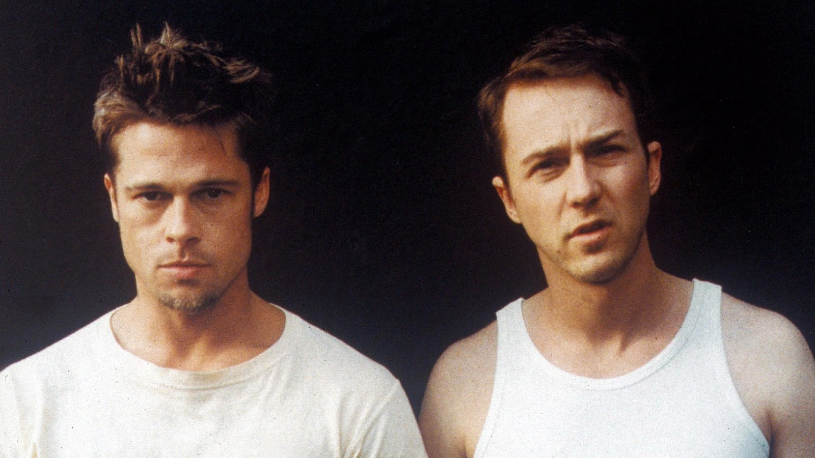 Edward Norton Talks Filming Fight Club With Brad Pitt 20 Years Ago